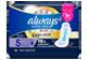 Vignette du produit Always - Ultra Thin serviettes hygiéniques de nuit avec ailes, 12 unités, flux très abondant,taille5, non parfumées