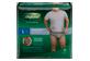 Vignette du produit Depend - Fit-Flex sous-vêtement d'incontinence pour hommes, 17 unités, grand, gris