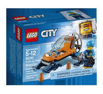 Lego City glisseur de l'Arctique, 1 unité