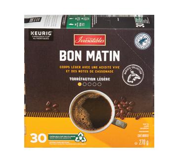 Bon matin dosettes de café K-Cup, 285 g