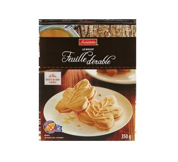 Biscuits à saveur de crème d'érable, 350 g