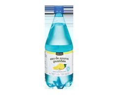 Image du produit Selection - Eau de source gazéifiée, 1L, citron