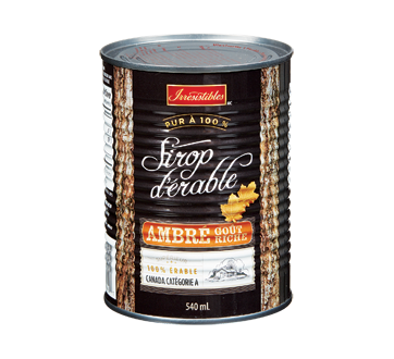 Sirop d'érable pur, 540 ml
