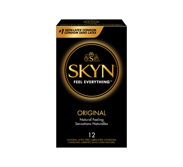 Image du produit Skyn - Condoms, 12 unités