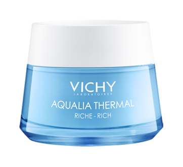 Aqualia Thermal crème réhydratante riche, 50 ml