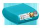 Vignette 1 du produit Trudeau - Boîte à sandwich, 1 unité, bleu