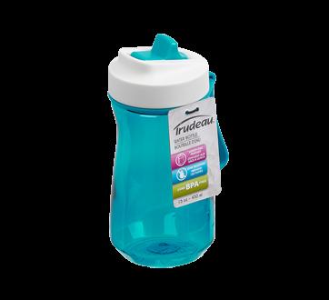 Bouteille d'eau, 450 ml, bleu