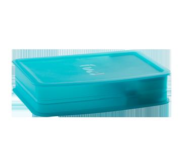 Image 2 du produit Trudeau - Bento à déjeuner, 1 unité, bleu