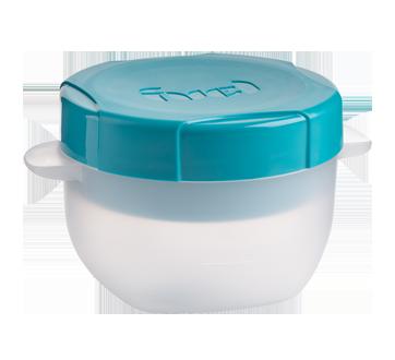 Image 2 du produit Trudeau - Contenant à lait et céréales, 1 unité, bleu
