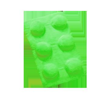 Peluche brique, 1 unité, vert
