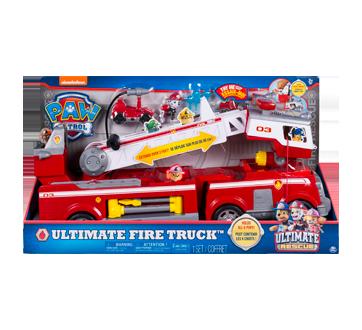 Camion de pompier ultime, 1 unité