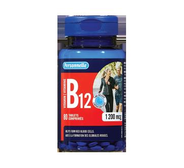 Image du produit Personnelle - Vitamine B12 1200 mcg, 80 unités