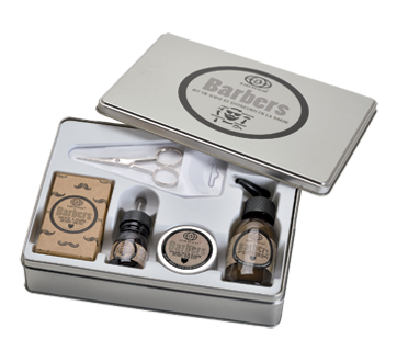 Image 2 du produit Barbers - Kit de soins et entretien de la barbe, 5 unités