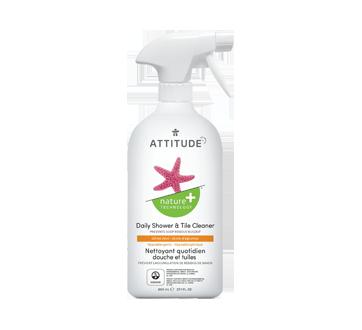 Nettoyant quotidien douche et tuiles, zeste d'agrumes