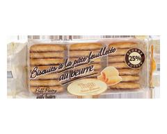 Image du produit PJC Délices - Biscuits à la pâte feuillées au beurre, 294 g
