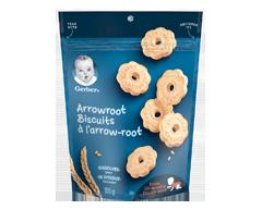 Image du produit Nestlé - Gerber biscuits à l'arrowroot, 155 g
