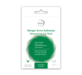 Looky Skin masque-lèvres hydratant, 1 unité