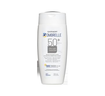 Image 2 du produit Ombrelle - Ultra Light Advanced lotion solaire extra-légère, 120 ml, FPS 50+