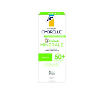 Image 4 du produit Ombrelle - Lotion solaire pour enfants, 100 ml, FPS 50+