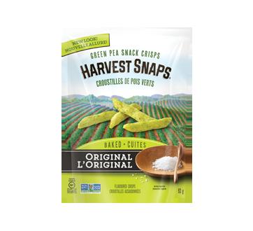 Snapea Crisps, 93 g, original