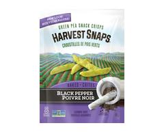 Image du produit Harvest Snaps - Snapea Crisps, 93 g, poivre noir