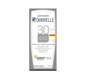 Ultra Light Advanced lotion solaire extra-légère, 120 ml, FPS 30