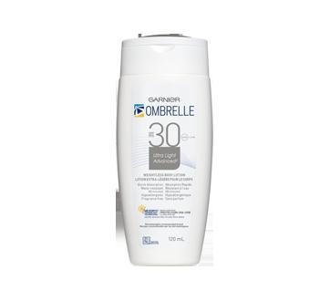 Image 2 du produit Ombrelle - Ultra Light Advanced lotion solaire extra-légère, 120 ml, FPS 30