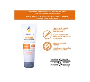 Image 2 du produit Ombrelle - Sport Endurance écran solaire, 231 ml, FPS 50+