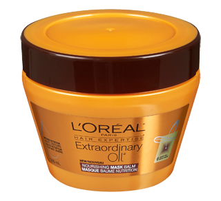 Hair Expertise Extraordinary Oil masque baume nutrition, 300 ml