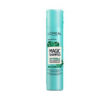 Magic Shampoo shampooing sec invisible, 200 ml, Vegetal Boost