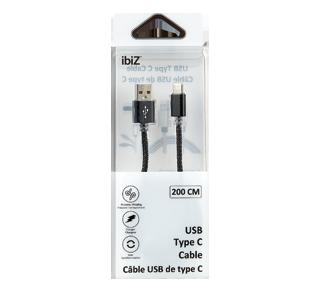 Câble USB de type C, 1 unité