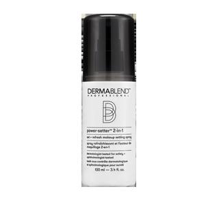 Power Setter spray rafraîchissant et fixateur de maquillage 2 en 1, 100 ml