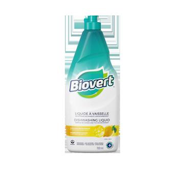 Liquide à vaisselle, 700 ml, citron