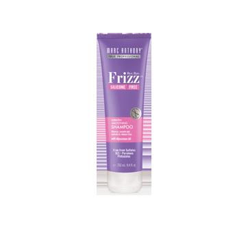 Bye Bye Frizz shampooing lissant à la kératine, 250 ml