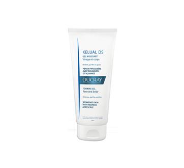 Kelual DS gel moussant visage et corps, 200 ml