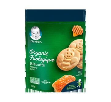 Biscuit biologique au miel dès 12 mois, 150 g