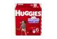 Vignette du produit Huggies - Little Movers couches taille 6 (35 lb et plus), 52 unités