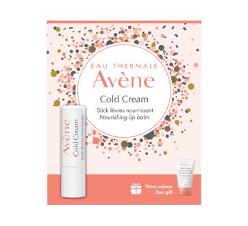 Cold Cream Stick coffret lèvres, 4 g