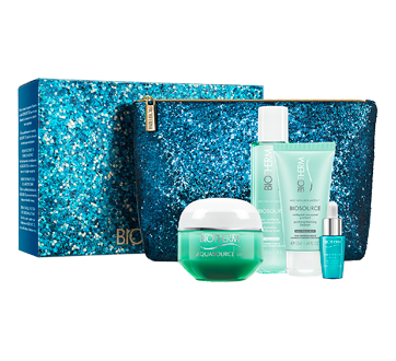 Coffret Aquasource peau normale à mixte pour elle, 4 unités