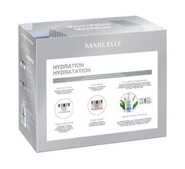 Image 2 du produit Marcelle - Coffret hydratation, 4 unités