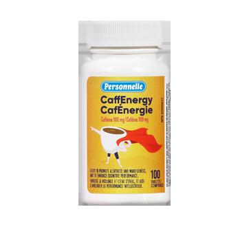 Image du produit Personnelle - CafÉnergie comprimés, 100 mg, 100 unités