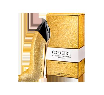 Good Girl Glorious Gold eau de parfum - édition limitée, 80 ml
