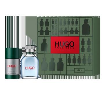 Coffret HUGO Man eau de toilette, 2 unités