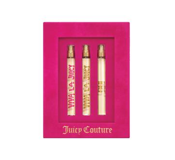 Coffret de vaporisateurs de Voyage Juicy Couture, 3 unités