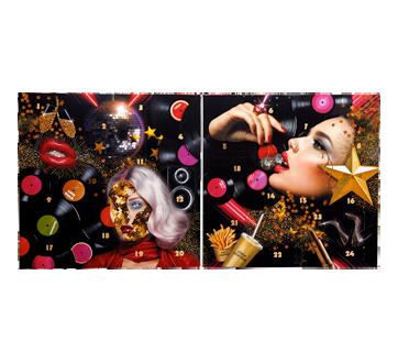 Image 2 du produit NYX Professional Makeup - Calendrier de L'avent Love Lust Disco, 1 unité