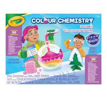 Ensemble de laboratoire Colour Chemistry. Arctique, 1 unité