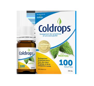 Image du produit Coldrops - Gouttes pour le soulagement des symptômes, 2,8 ml