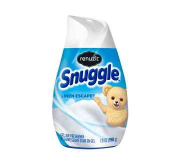 Snuggle SuperFresh assainisseur d'air en gel, 198 g, Linen Escape