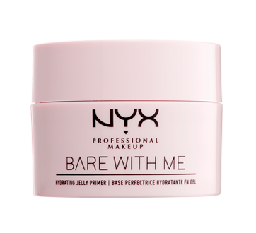 Bare with Me base perfectrice hydratante en gel, 27 ml