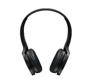 Casque d'écoute sans-fil, noir, 1 unité